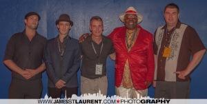 Kenny Wayne and Ben Racine Band