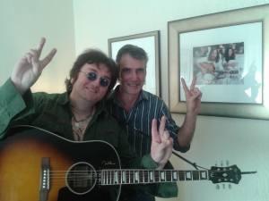 Marcus Cahill aka John Lennon