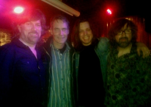 Paul DesLaurier Band