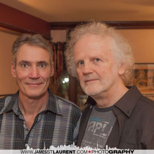 Gary Moffet ( April Wine).
