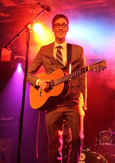 Rick Keene Music Scene – David Myles; RealLove