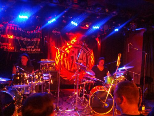 Drum Wars; The Beat Goes On…