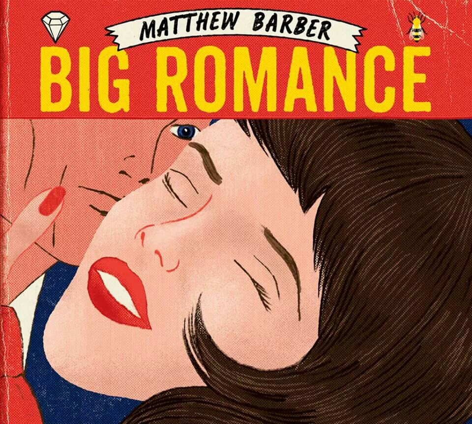 Matthew Barber; A 'Big Romance' with Songwriting…