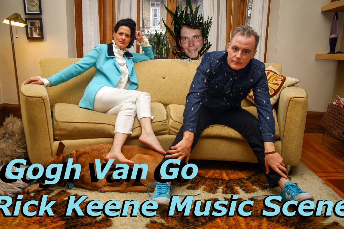 Van Gogh Can't Listen to Gogh Van Go – It's a Shame…!
