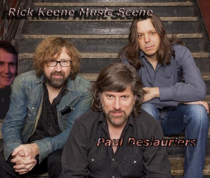 Paul Deslauriers Band - Interview Here