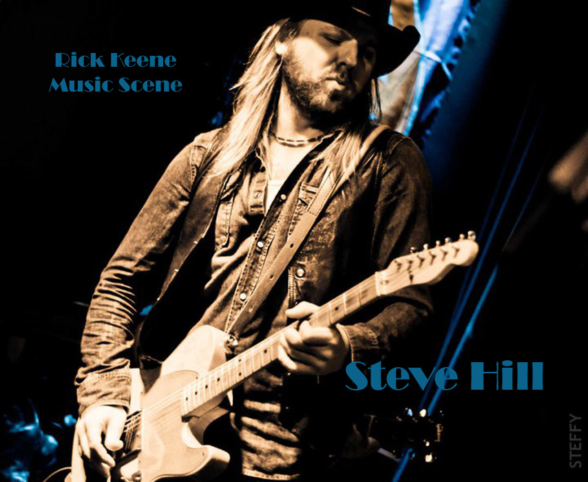 Steve Hill; Hendrix, Guitar Tuning and Volume Three?