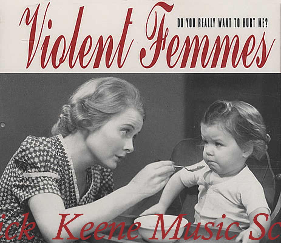Gordon Gano of the Violent Femmes Speaks to Rick Keene; Part Two