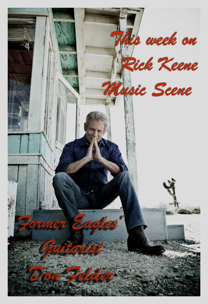 This week - my interview with Don Felder