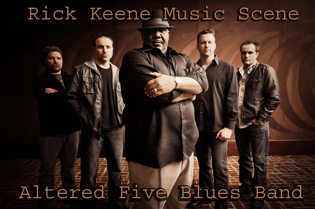 Altered Five Blues Band; The Next Generation of The Blues