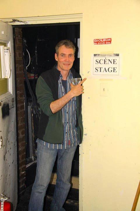 Rick Keene Music Scene – A BackstagePass
