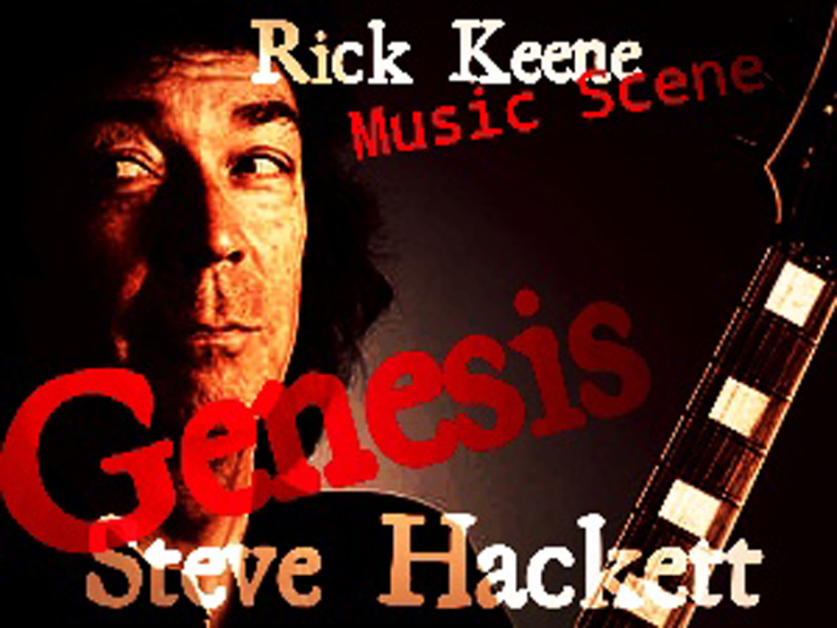 The ' Genesis ' of Steve Hackett …