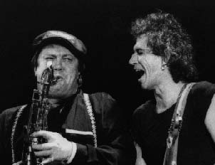 ' Television is Boring Anyway … ' – A Tribute to Bobby Keys 1943 – 2014