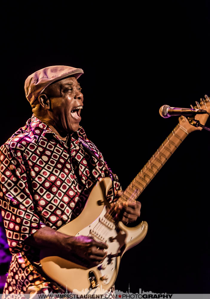 Rick Keene Music Scene – Jazz Festival Preview;Buddy Guy