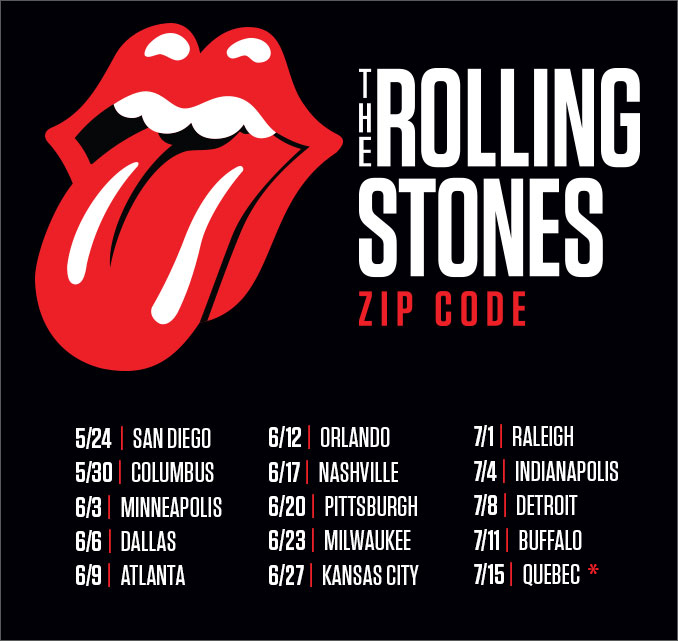 Ladies and Gentlemen – The Rolling Stones inQuebec