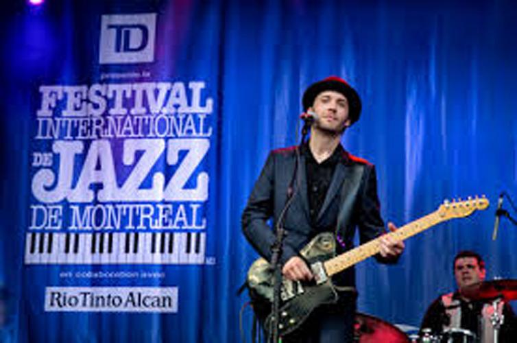 Ben Racine – Playin' the Blues 'Cause He LovesIt!