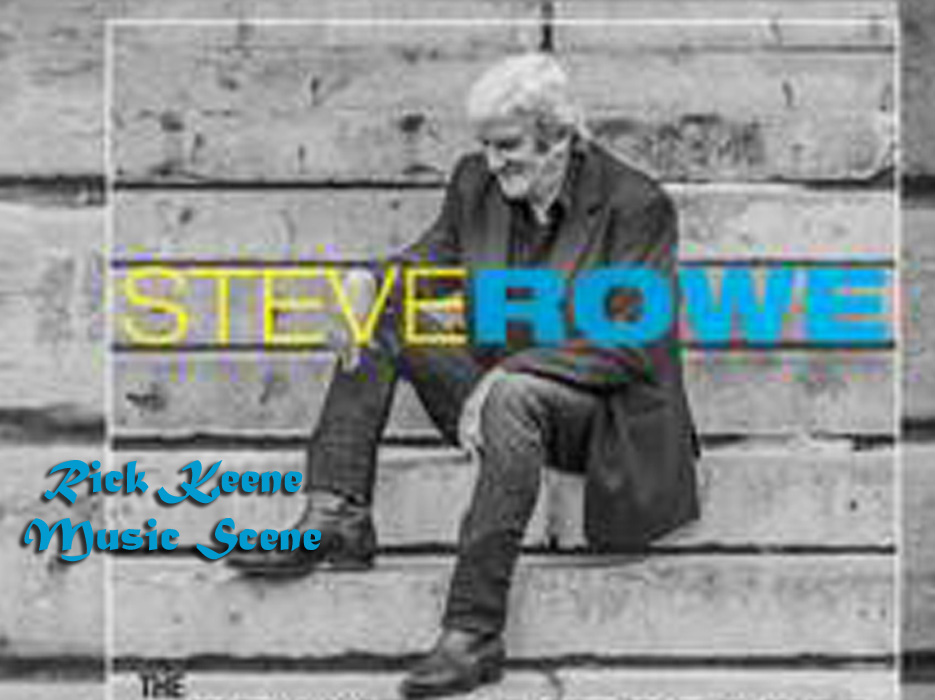 Steve Rowe Lets His Guitar Do the Talkin'….