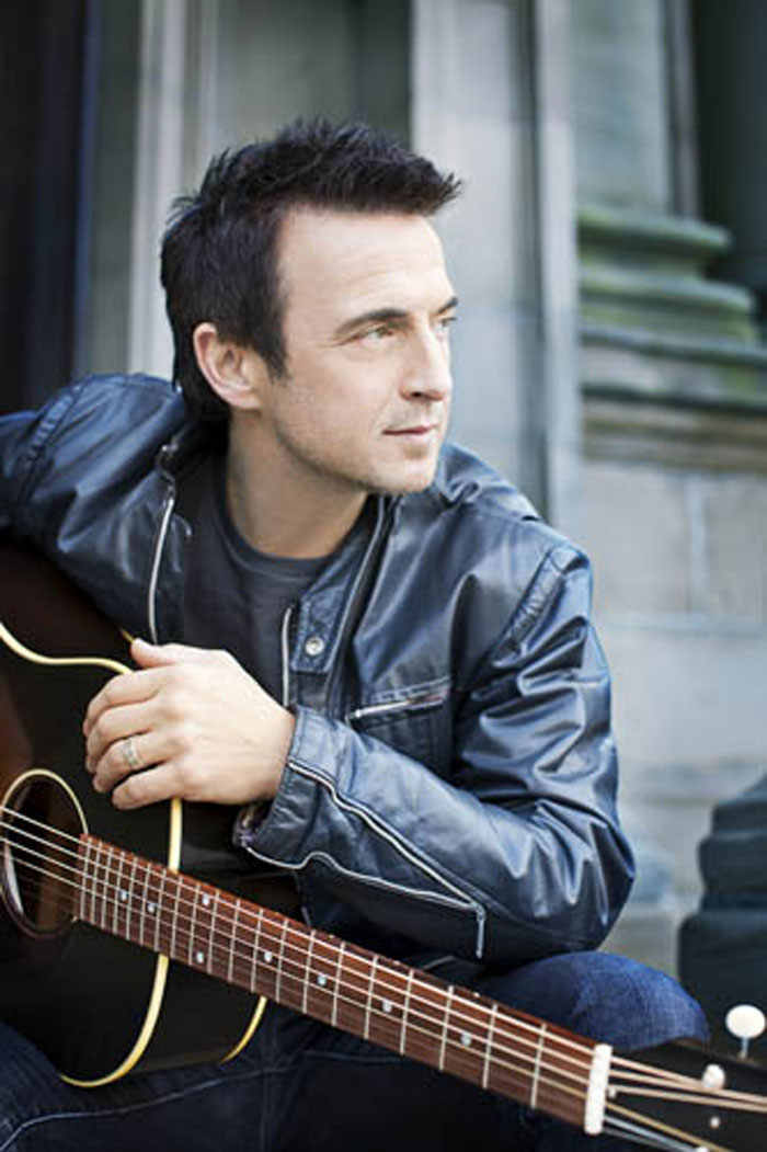 From B.B King to Keef – An 'Acoustic' Chat with Colin James…