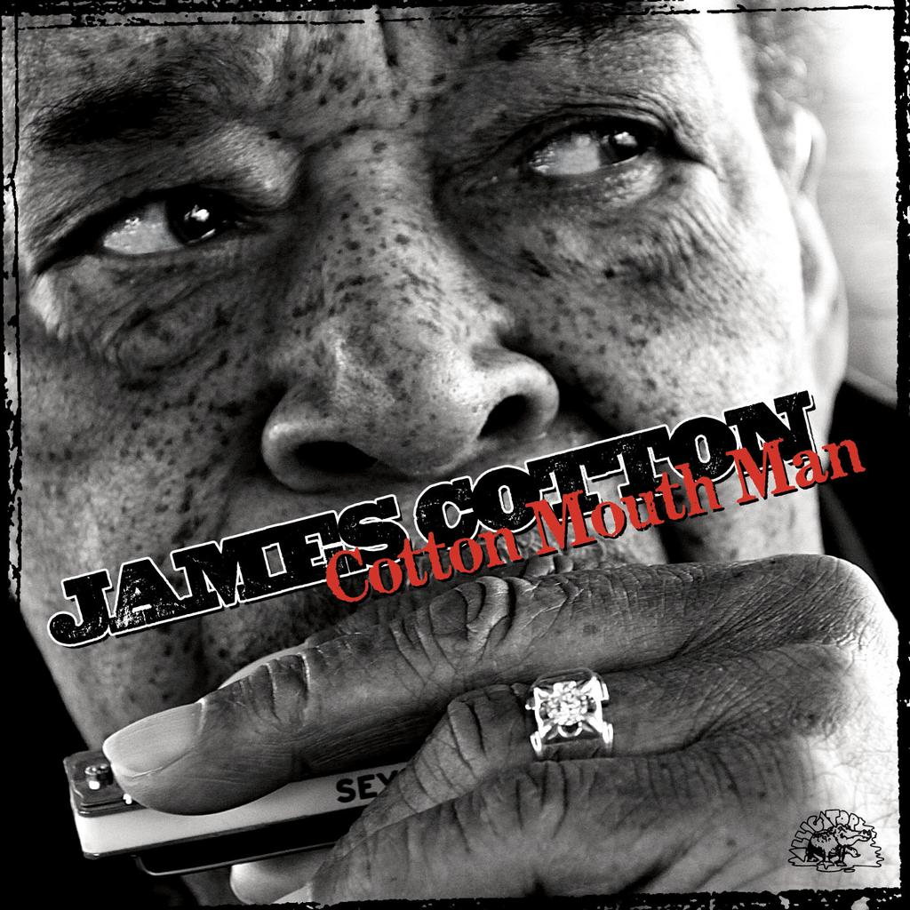 A Talk with a Blues Legend; Mr. James Cotton. Part One andTwo.