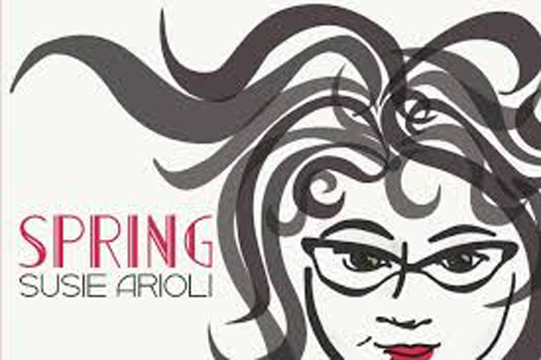 Montreal's Jazz Sweetheart Susie Arioli – 'Spring' Is in the Air. Part One