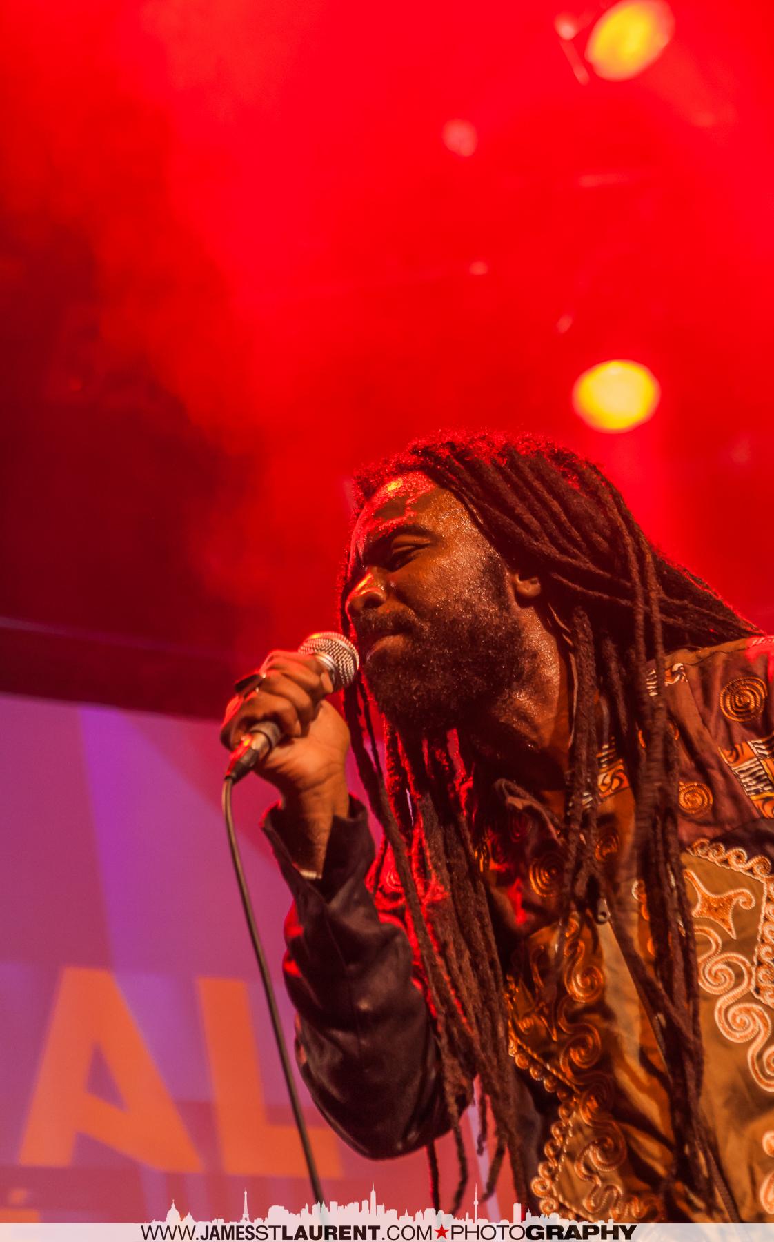 Reggae 'Superstar in Waiting' Rocky Dawuni 'Kills' Montreal!