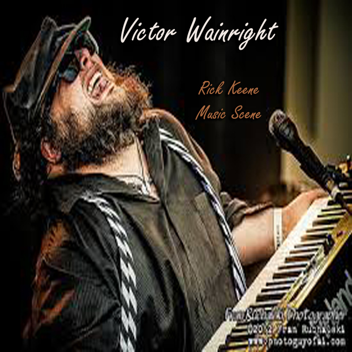 Victor Wainright – Puttin' The Boogie Woogie Piano Back into theMainstream