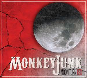 Moon Turns a 'Monkey Junk' Kinda Red .​.​.