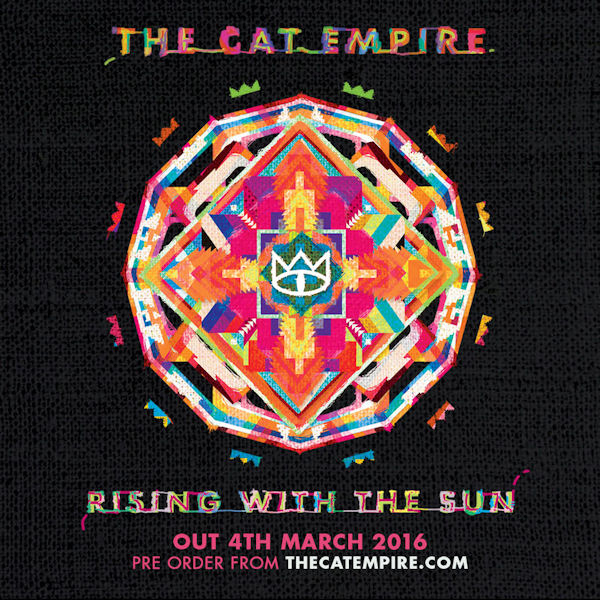 Exclusive to Rick Keene Music Scene – Trumpets in the Sky? It's Just the New Cat Empire CD !
