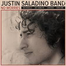 Justin Saladino 'Teaches' us 'No Worries' …