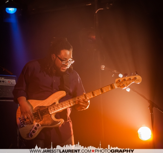 Terrence Grayson - Bass