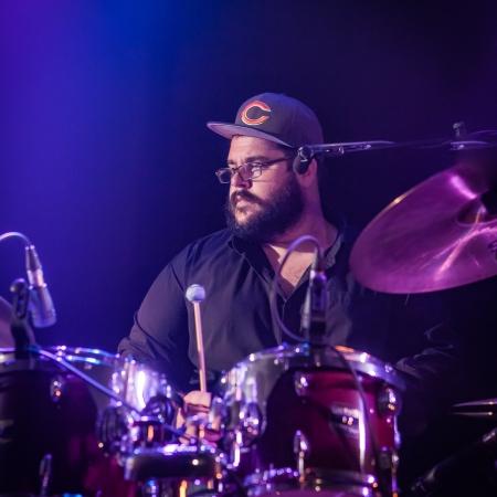 Billy Dean - Drums