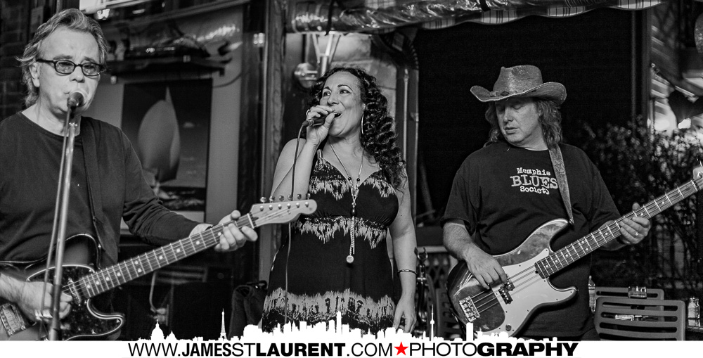 Barb Diab and The Smoked Meat Trio; Smokey Kind of Blues …