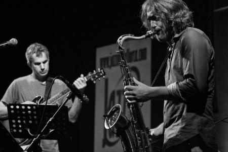Noah Preminger concert at Sa Pobla (2012)