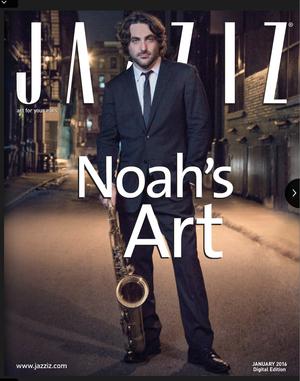 NoahPreminger_JazzizCover_2016