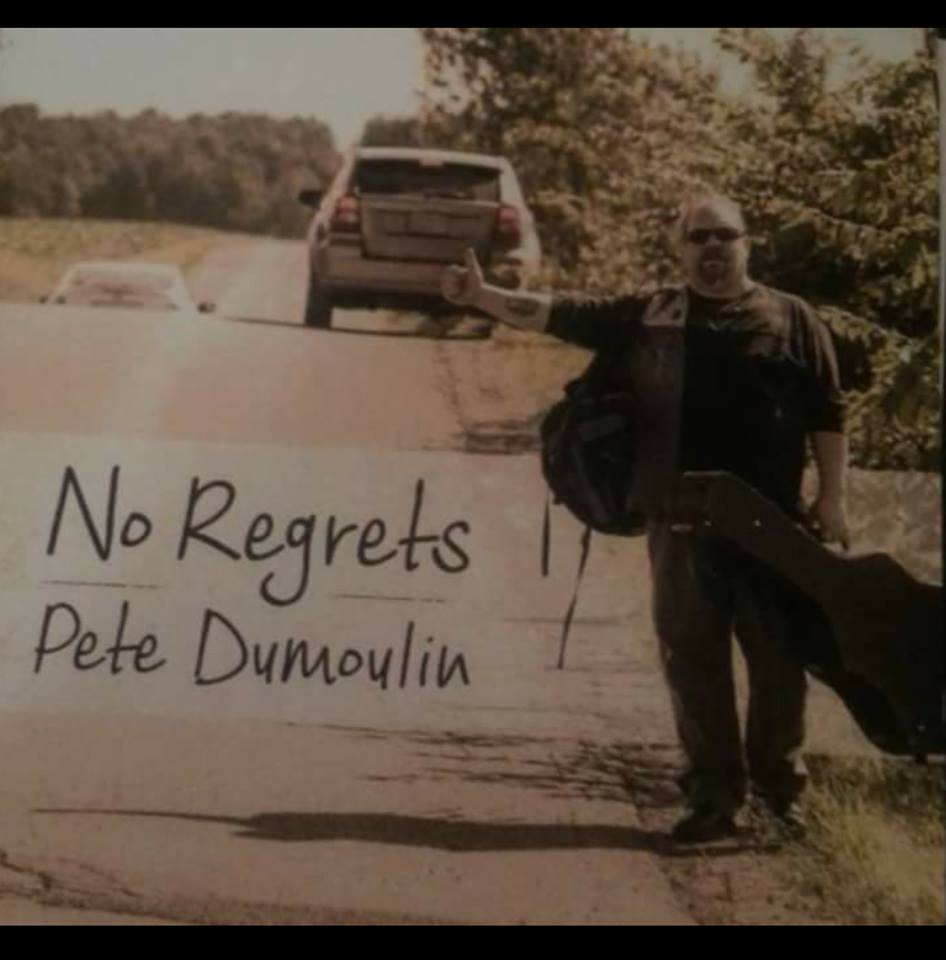 Pete Dumoulin – Owner of The Catchiest Song 'Not onRadio'.