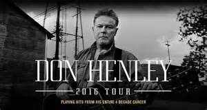 Don Henley – That's Why You Pay the Big Bucks ! Montreal Concert Review