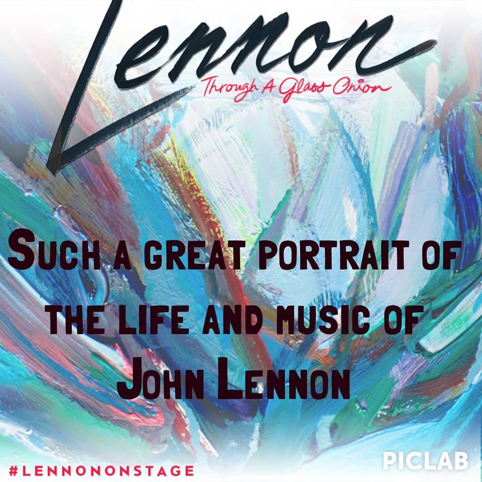 John Lennon's Life Through Words andMusic