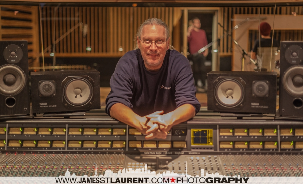 The League of Rock Montreal - Final Showcase, Studio Tracks and A Wrap Up with CEO Gary Johnston. Part Two