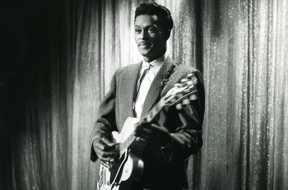 Rick Keene Music Scene – A Tribute To Chuck Berry