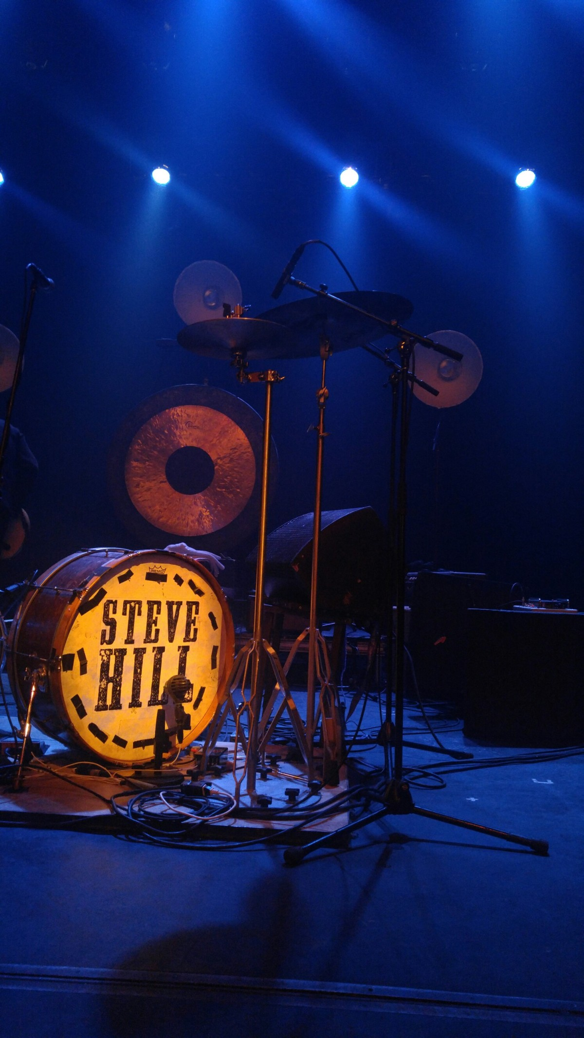 Steve Hill Concert Review – Club Soda