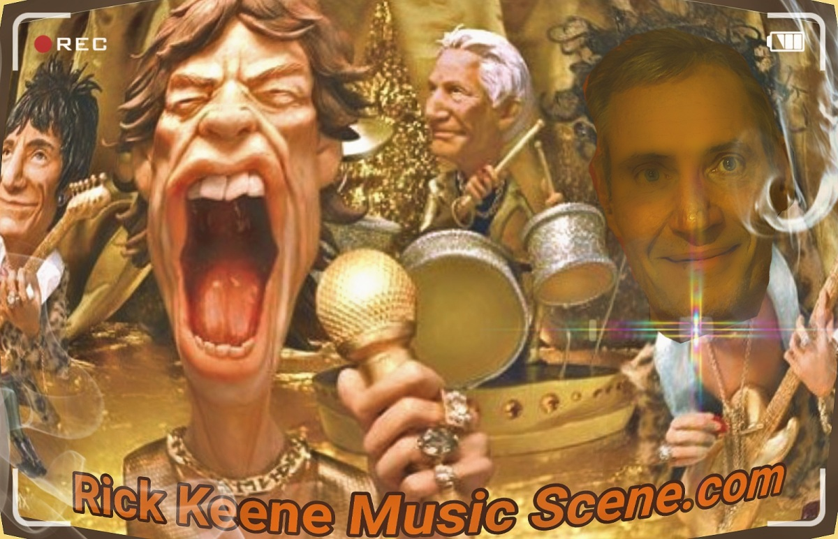Rick Keene Music Scene – A Song for Markov, The 'Mooch' and Jack Black Recites Carl Sandburg