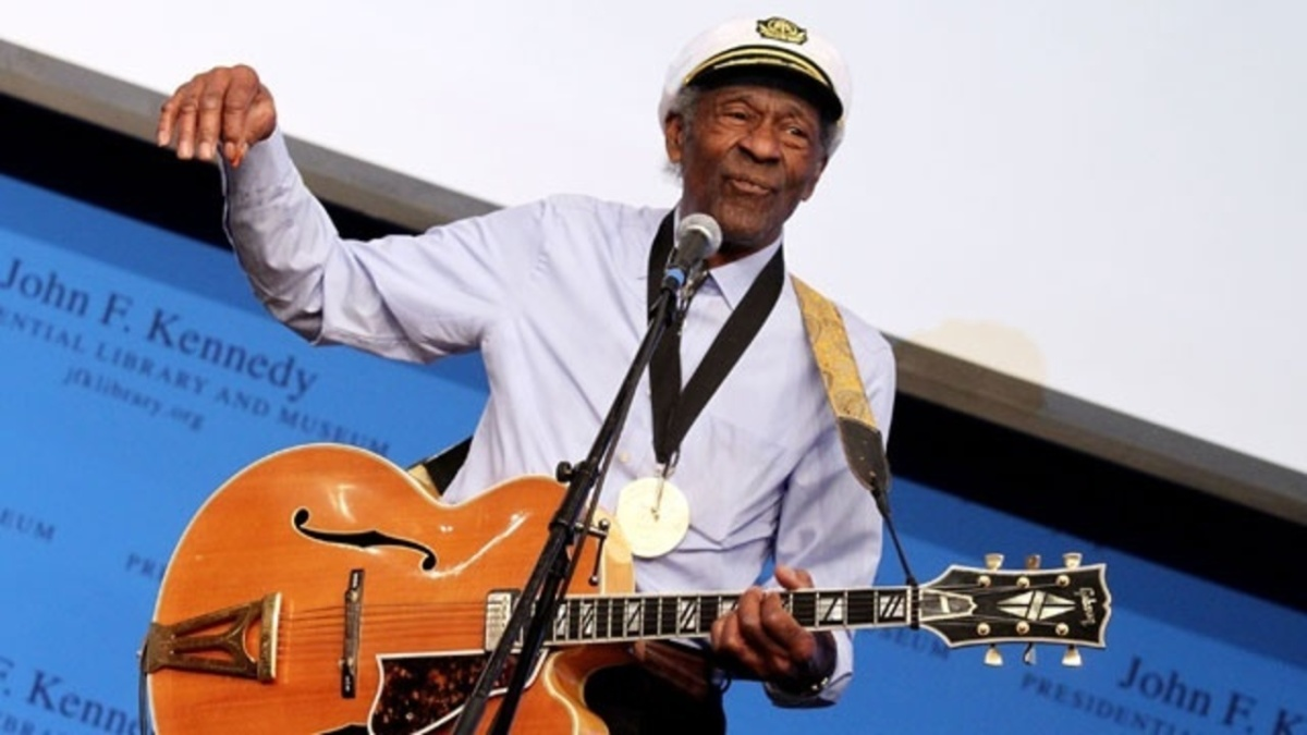 Marshall Chess Speaks About Chuck Berry'sFuneral