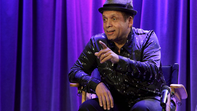 Garland Jeffreys Talks Lou Reed, Bo Diddley and His Love of Music.