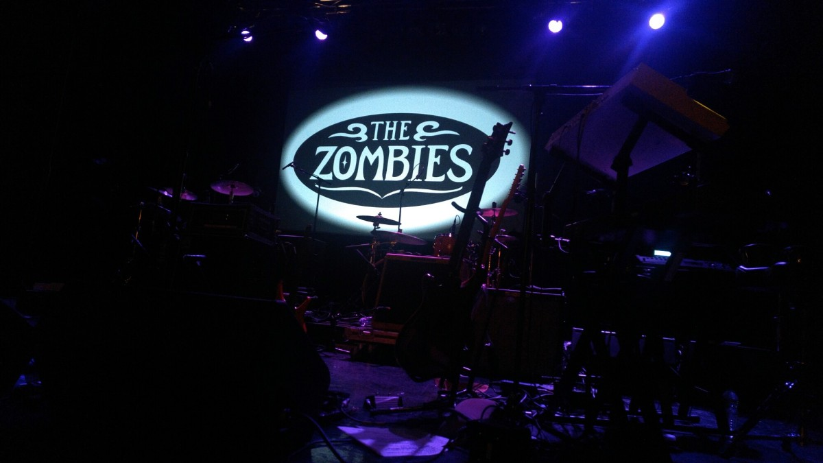 The Zombies – 'Not Scary' At All in Montreal …