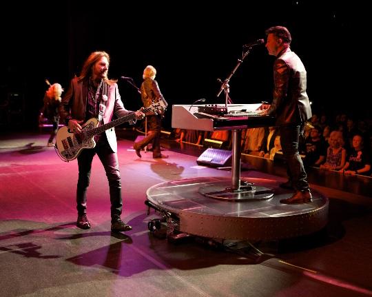 Rick Keene Music Scene – Backstage Pass to Styx' New Album; TheMission
