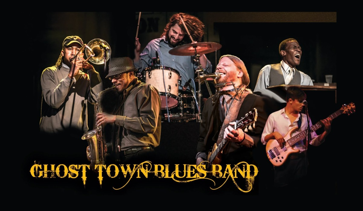 Tremblant Blues Festival – No 'Ghost Town' for This Blues Band