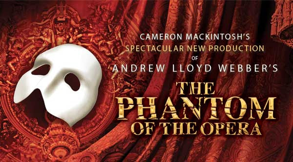 Rick Keene Music Scene – The Phantom of the Opera is 'Magically Delicious'