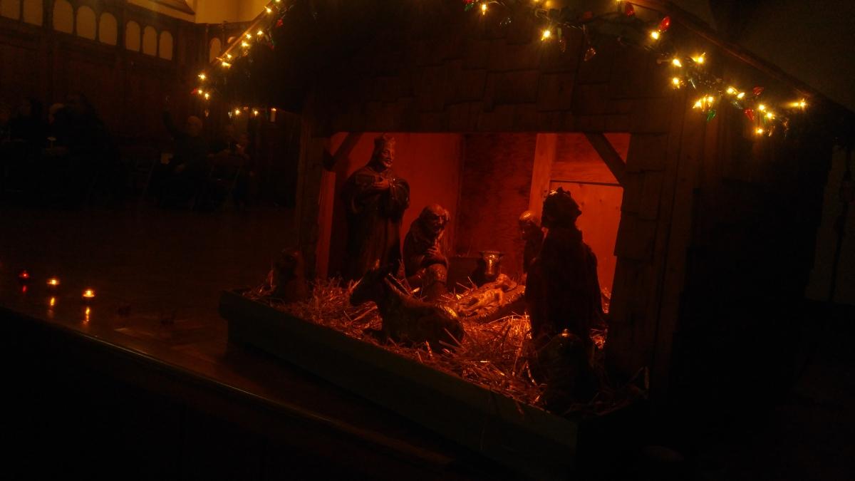 Rick Keene Music Scene; The Lyric Theatre Singers Add Purity to Christmas
