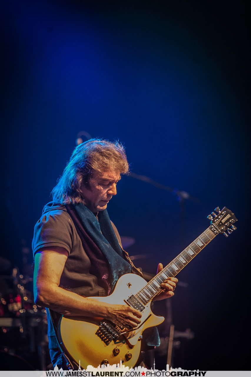 Rick Keene Music Scene – Former Genesis Guitarist Steve Hackett Discusses New Album , Old Friends and A Scary World. Part One and Two