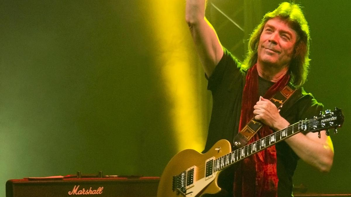 Rick Keene Music Scene - Steve Hackett Awakens the Senses in Montreal.