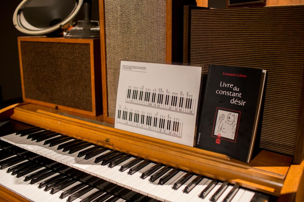 Rick Keene Music Scene – Discovering LeonardCohen